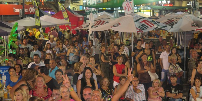 Feria gastron mica saboreaarte acet torremolinos for Clinica santa elena torremolinos