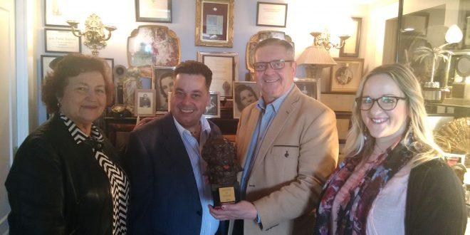 La acet visita el legado de la gran imperio argentina for Clinica santa elena torremolinos
