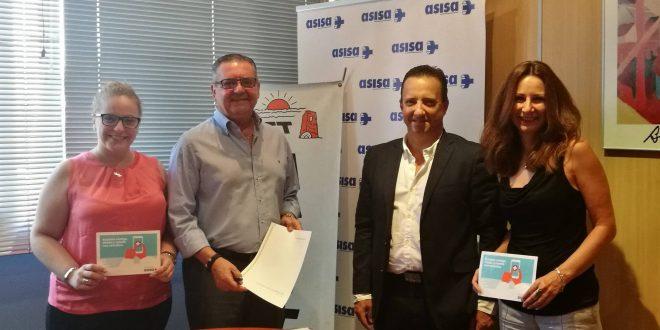 La acet firma un convenio de seguros de salud con asisa for Clinica santa elena torremolinos
