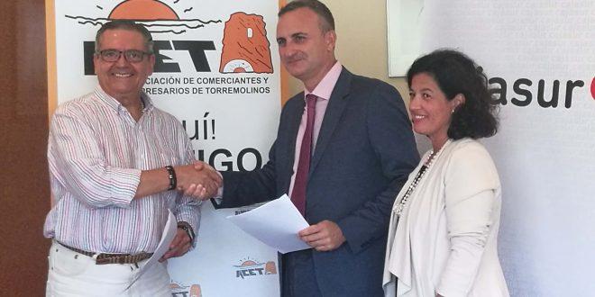 La acet y cajasur renuevan su colaboraci n con nuevas for Clinica santa elena torremolinos